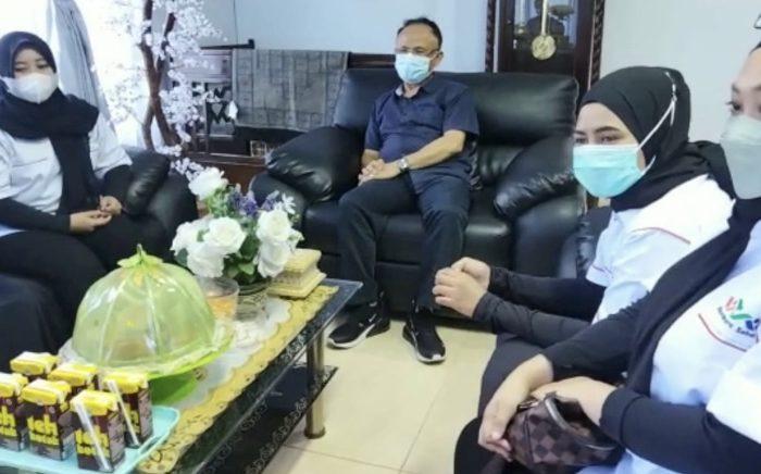Dinkes Selayar Terima Tenaga Kesehatan Program Nusantara Sehat