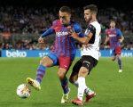 La Liga: Comeback Barcelona Tundukkan Valencia