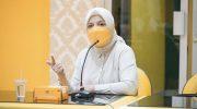 Ketua Yellow Clinic DPD I Golkar Sulsel, dr. Salwa Mochtar