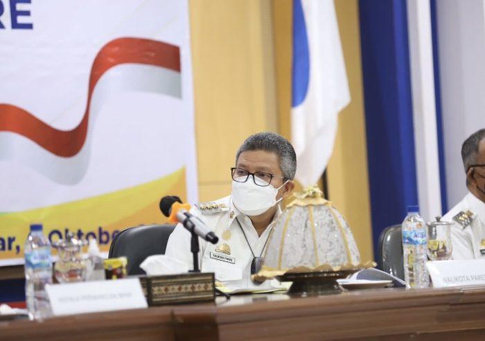 Wali Kota Parepare, HM. Taufan Pawe