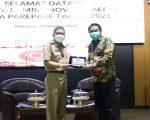Kepala Puslatbang KMP LAN RI Makassar Jadikan Parepare Icon Inovasi Daerah